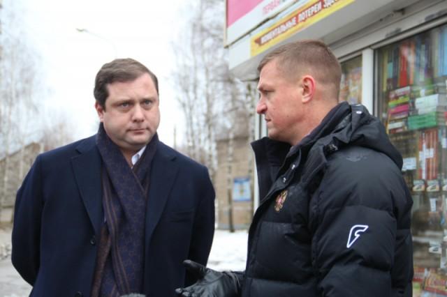 Генпрокуратура: теплоснабжение Смоленска провалили местные власти