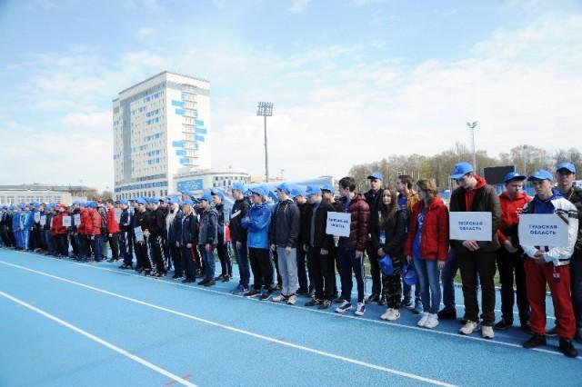 Курская область заняла 56-е место врейтинге спортивных регионов