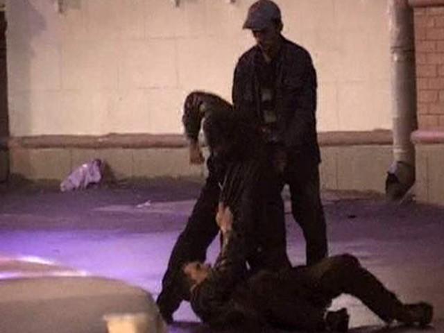 20-летний смолянин избил иограбил 36-летнего