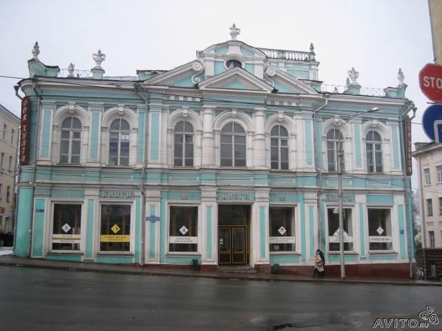Дом книги вСмоленске выставили наторги за168 млн. руб.