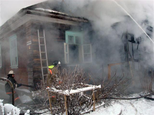 ВСмоленской области впламени погибли 5 человек