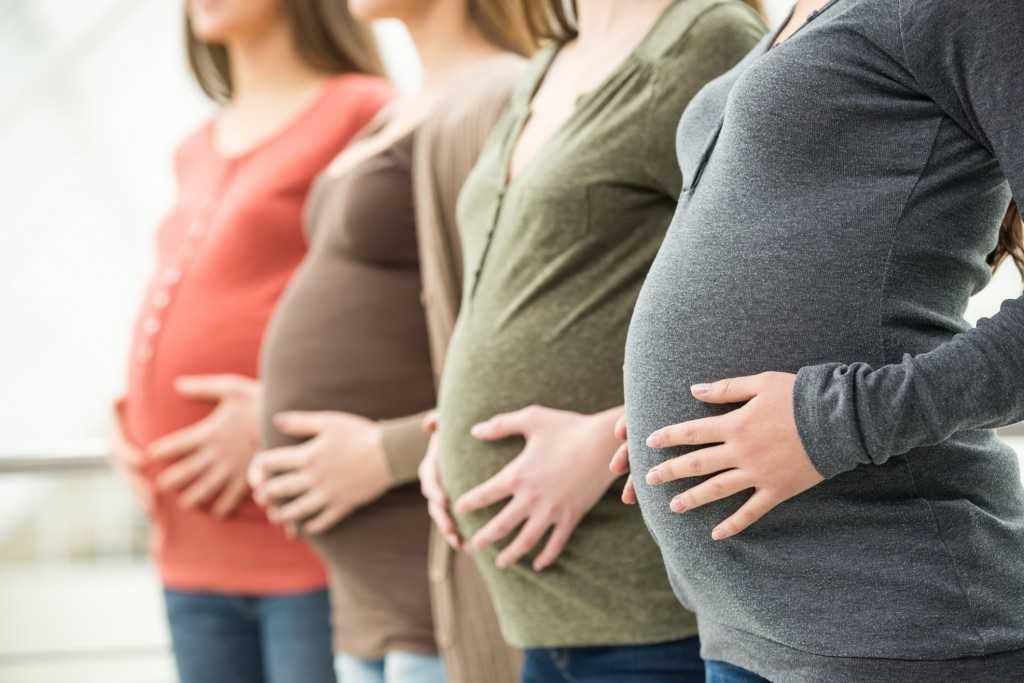 Беременные дамы