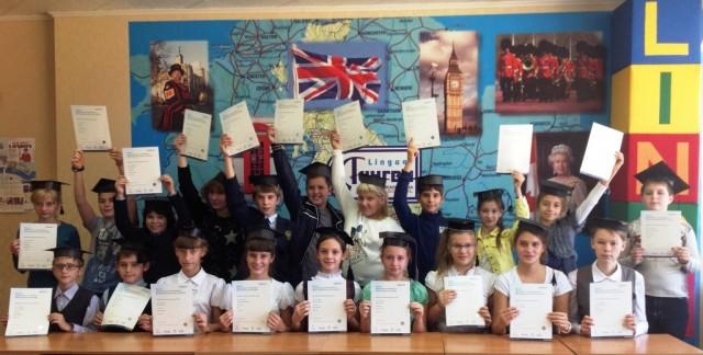 дети с сертификатами