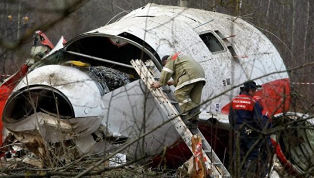 Польша запросила уИспании помощь в изучении крушения Ту-154