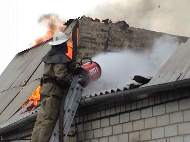 ВСмоленском районе мужчина сгорел впожаре