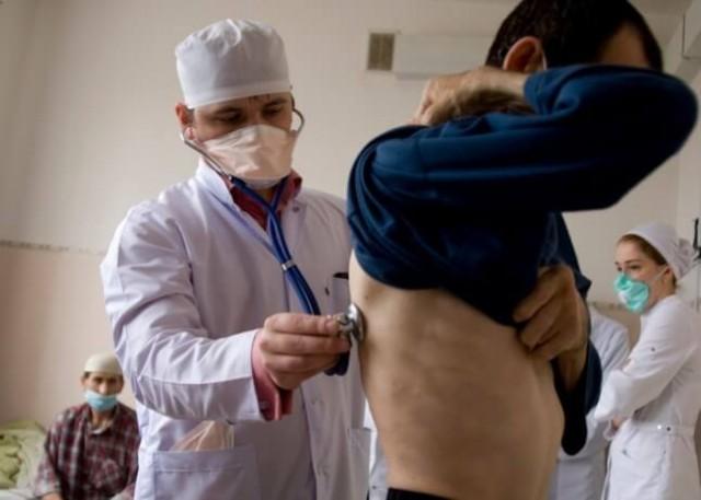 Роспотребнадзор Якутии: В2016 выявили 565 случаев активного туберкулеза