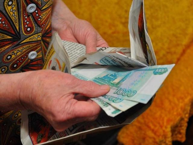 Лже-газовик похитил 16 тыс. руб. упенсионерки вБежецке