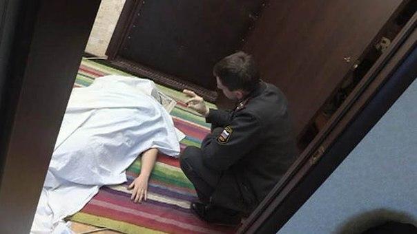 Гражданин Рославля подозревается вдвойном убийстве вкомнате общежития