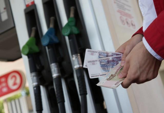 ВСмоленске цены набензин снова поднялись