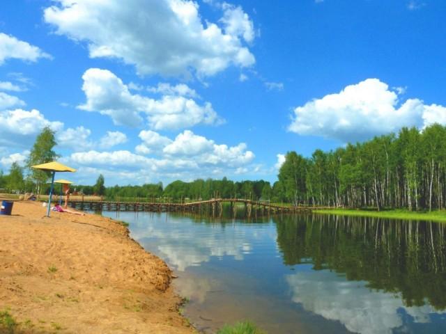 ВСмоленске могут запретить купаться вРеадовском озере