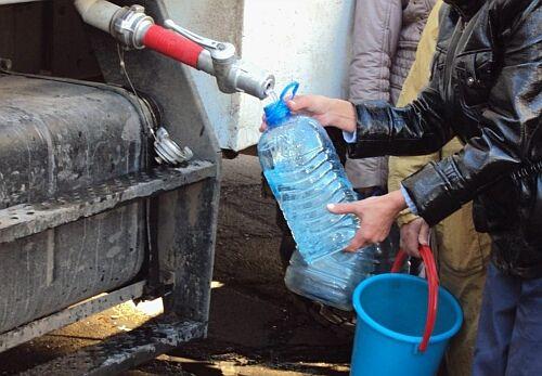 Дома наСенной вСмоленске останутся без воды
