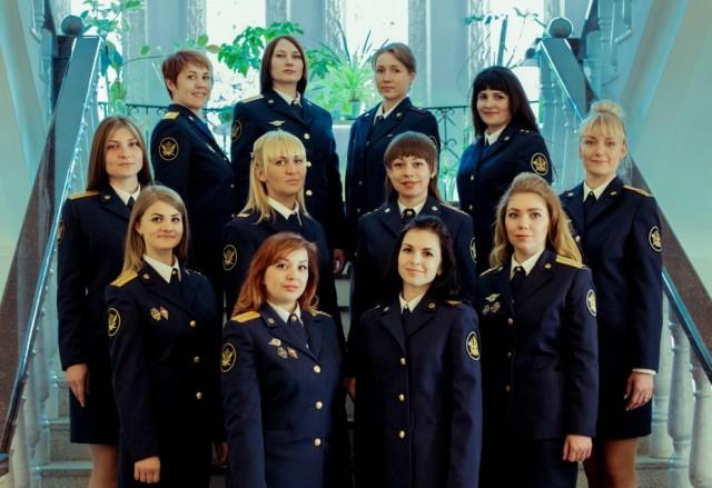 Самую прелестную сотрудницу уголовно-исполнительной системе региона выбрали вКалуге