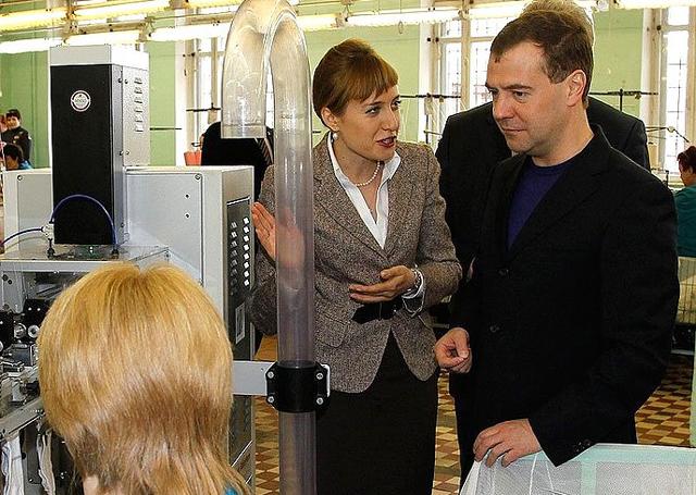 Д. Медведев посетит вСмоленске центр травматологии имузей ВОВ