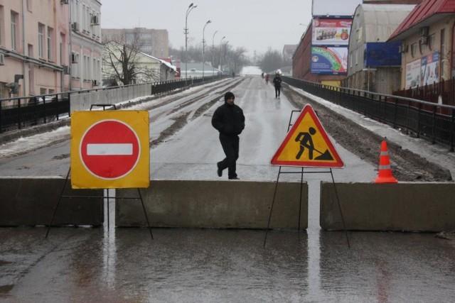 2мая вСмоленске начнется ремонт Беляевского путепровода