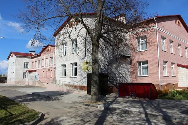 Детский сад на ул.Красноармейской в Гагарине