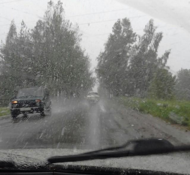 Cотрудники экстренных служб предупредили обухудшении погоды вСерпухове