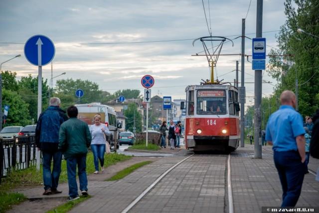 Поулице Николаева вСмоленске ограничат движение транспорта