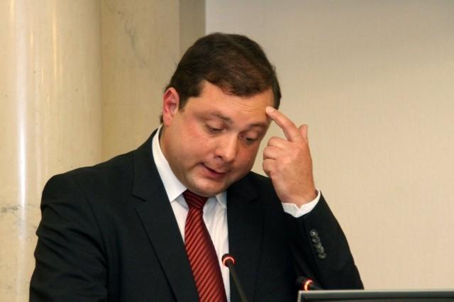 Руководитель Подмосковья Андрей Воробьев возглавил рейтинг самых богатых губернаторов