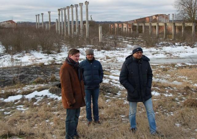 В Смоленскую область приехал индийский инвестор развивать льноводство