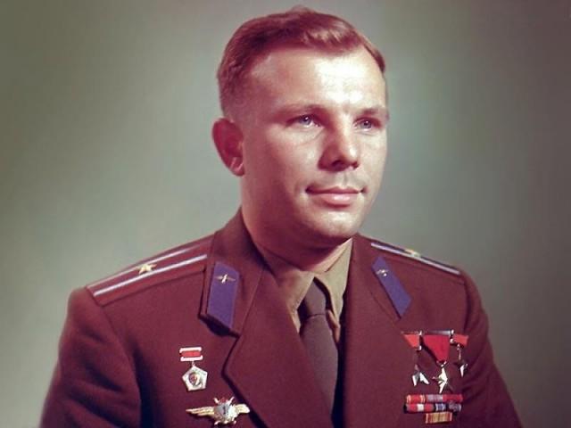 Документ спервыми впечатлениями Гагарина оЗемле изкосмоса ушел смолотка