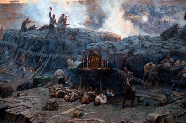 ВСмоленске представят работы создателя «Обороны Севастополя» и«Бородино»