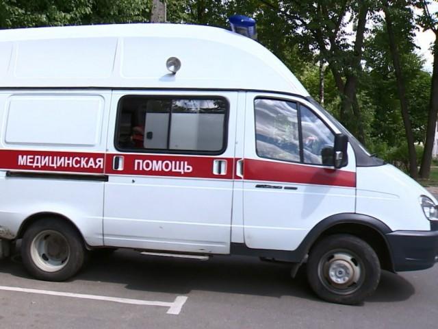 ВСмоленске вмашине «Скорой помощи» пассажирка получила травмы