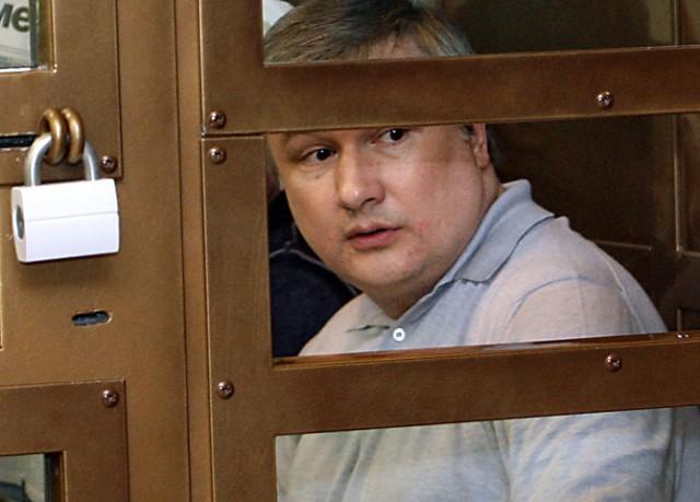 Осужденный пожизненно экс-сенатор Изместьев написал прошение опомиловании