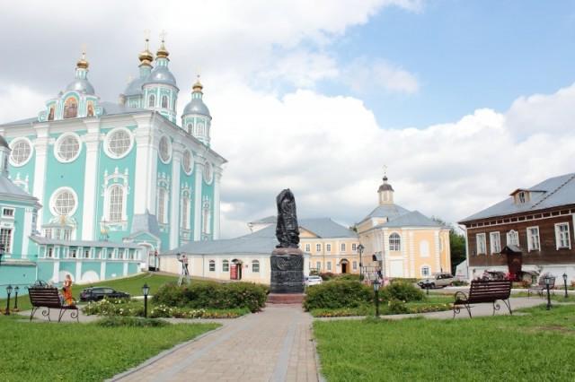 Патриарх Кирилл откроет вСмоленске монумент Владимиру Мономаху