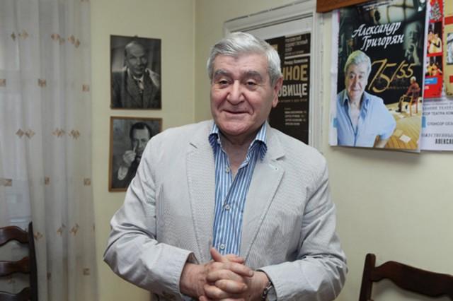 Панихида ицеремония прощания сАлександром Григоряном пройдут врусском драматическом театре