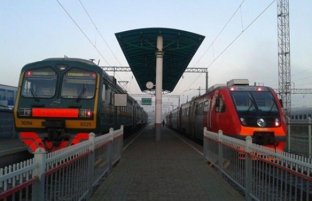 Расписание пригородных поездов частично изменили наРижском направлении МЖД