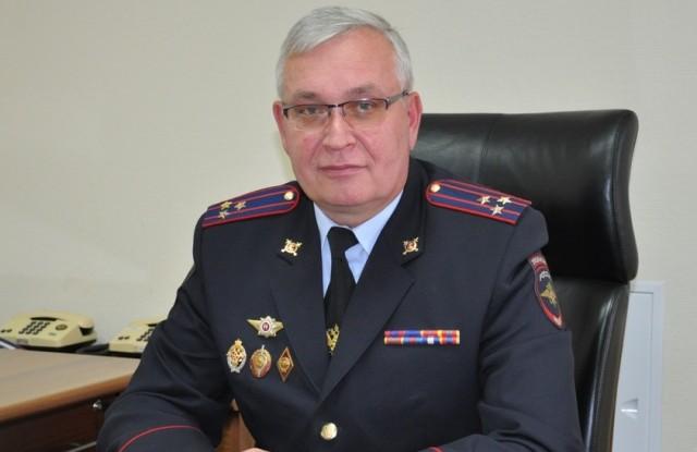 Новым начальником УМВД поАстраханской области будет Александр Мешков