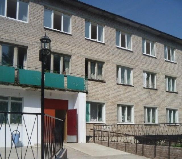 Cотрудники экстренных служб из-за пожара эвакуировали пациентов ПНИ вСмоленской области