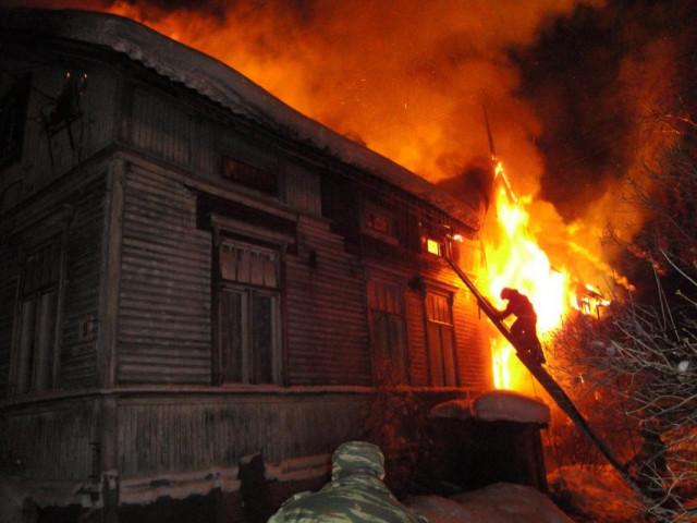 ВСмоленской области впожаре вШумячском районе умер мужчина