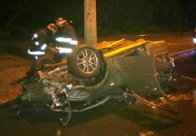 Серьезное ДТП вСмоленском районе. Погибли двое мужчин