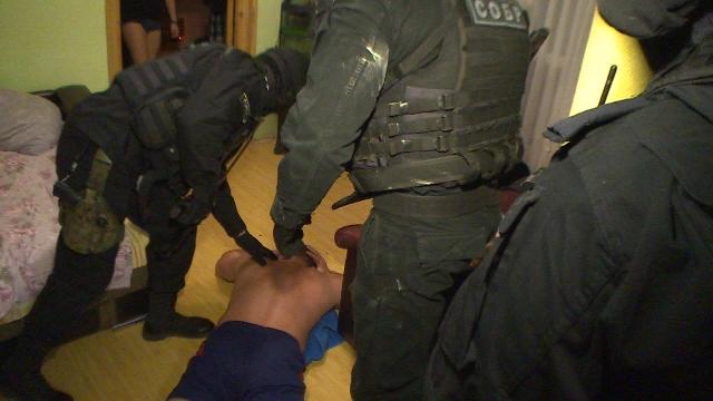 ВСмоленске задержаны организаторы интим-агенства