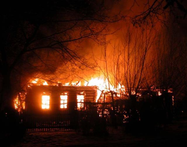 За10 месяцев вСмоленской области погибли при пожарах 72 человека