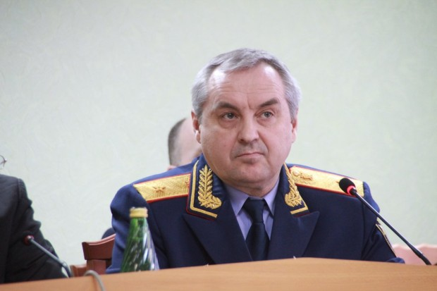 Александр Стародубов возглавил Следственное управление поСмоленской области