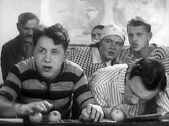 Горячие денёчки 1935