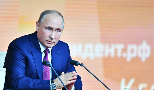 Бомбу наборту Качиньского ищите усебя— Путин Польше