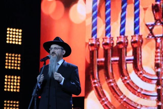 Кончаловский получил награду отФедерации израильских общин РФ