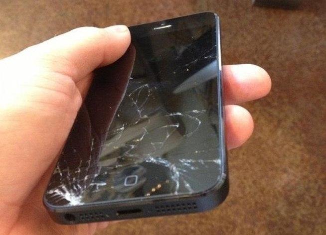 как можно вынуть фото из разбитого телефона последние