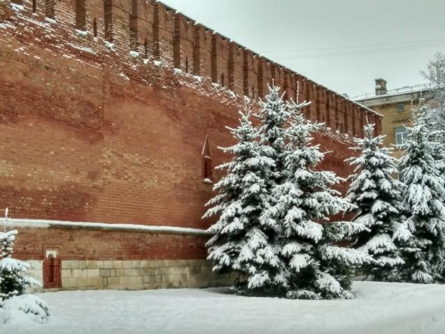 Смоленскую крепость передают введение РВИО