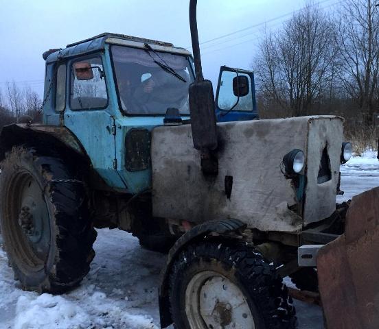 Нетрезвый вдрова смолянин угнал трактор, чтобы привезти излеса поленьев