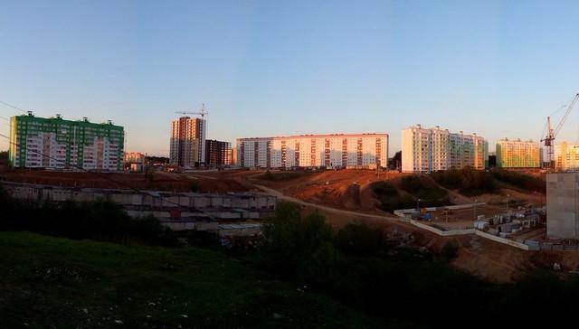 Замглавы Смоленска: Зонирование наКоролевке изменят недля жилой застройки