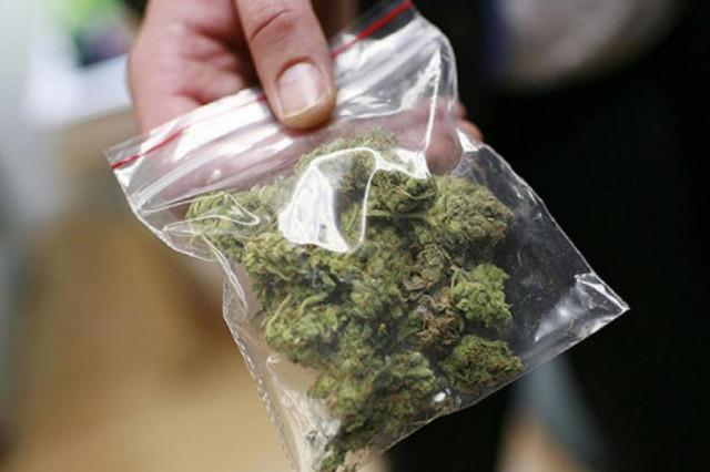 ВСмоленске 21-летний парень раскидал посъемной квартире марихуану