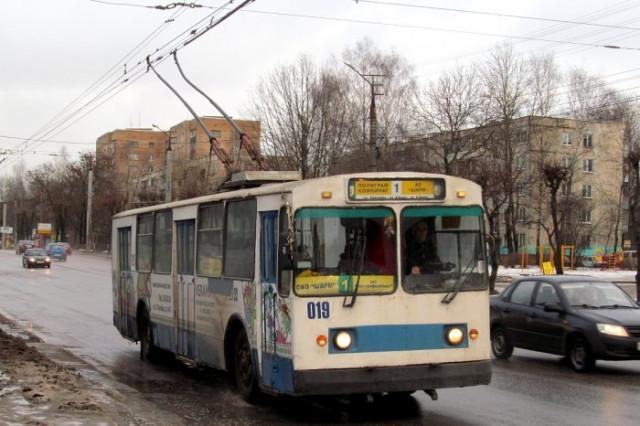 ВСмоленске кондуктор троллейбуса грубо обошлась с сыном