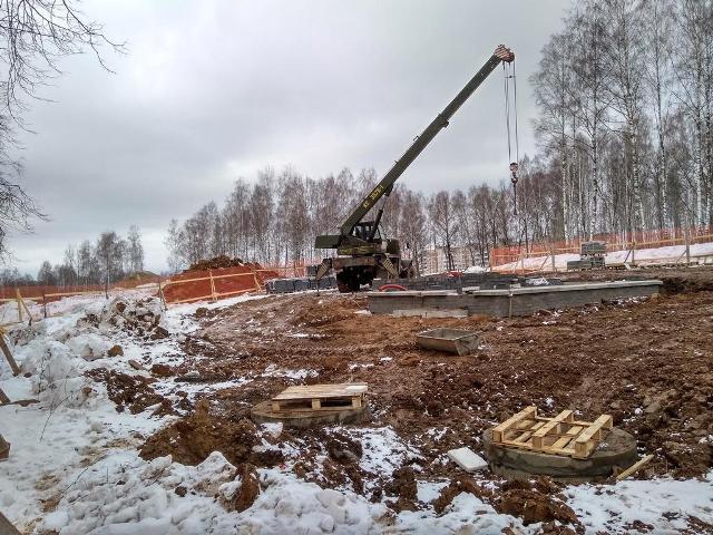 ВСмоленске построить парк вСоловьиной роще обещают косени 2018 года