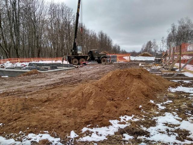 ВСмоленске приступили квозведению парка «Соловьиная роща»