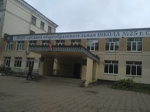 4 класса всмоленской школе №25 отправили накарантин