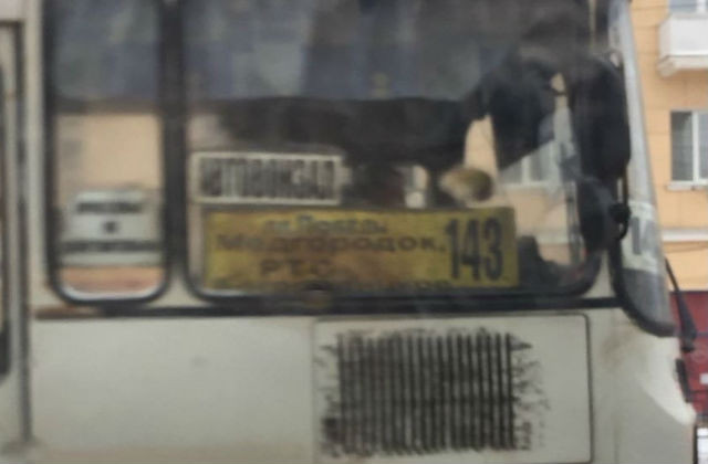 состояние автобусов